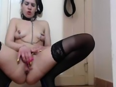 Webcam Girl Sex Swing And Fuck Machine