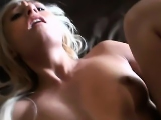 Sexy darling gets her vagina drilled by a hungry schlong