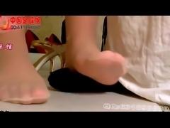 Japanese trampling cock