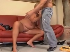 Experienced Budai has a blast while being fucked hard