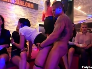 Amazing party with ladies who like throbbing love rods