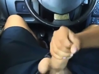 Romanian woman consume and blowjob in vehicle
