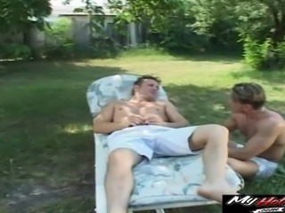 Sexy lady enjoys being fucked by a bunch of randy men