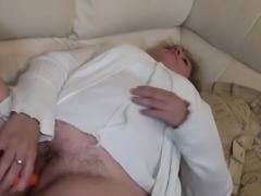 Horny Grannies Take Out Their Toys