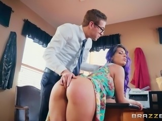 My coworker Yurizan Beltran has a really nice ass and I always wanted to bang...