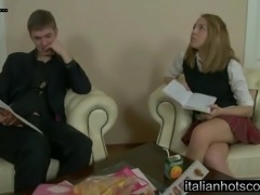 beautiful blonde teen fuck anal - amici di ItalianHotScout