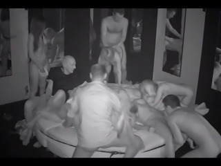 Voyeur kama sutra festival Holland group sex