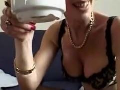 Eva Delage fucked by Reporter clip long nails