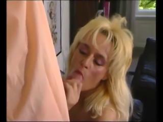 Dreier mit Geiler Blondine