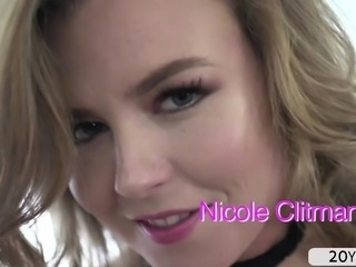 Nicole Clitman pussy and anal fucked