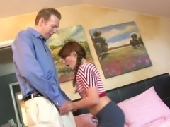 Casey Cumz's booty plowed hard by an engorged love tool