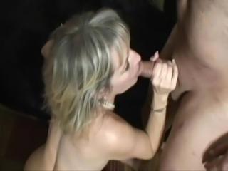 Mature mom fucked on audition