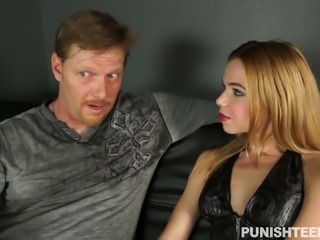Wicked Alina West exploited completely in hardcore BDSM clip