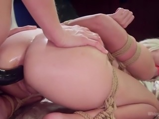 this slave has the tightest bumhole ever