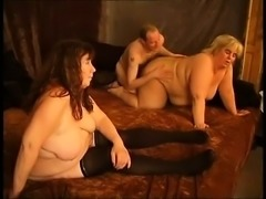 Big babe orgy Vernell from 1fuckdatecom