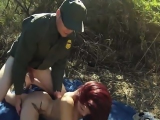 Nicole24 blowjob first time Oficer of patrol agrees to help