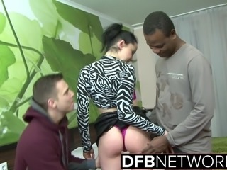Cum Craving Cuckold Hardcore Interracial Fucking Fetish