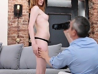 Spontaneous Porn Debut For Lili Fox