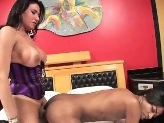 Babes with dicks fuck like crazy
