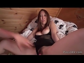 Horny stud loves&nbsp_teasing Ruka Ichinoses we cunt indoors
