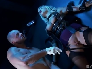 Submissive  Georgie Lyall fucked brutally doggystyle