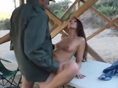 Female cop punished and police interracial threesome xxx Bru