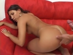 Juicy Brazilian Ass Fucked