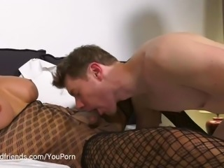 Tgirl hot threesome