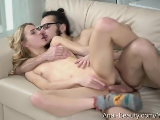 Anal-Beauty.com - Alecia Fox - Strawberry blonde anal punishment