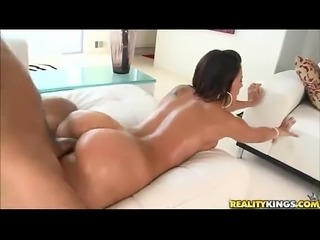 Rachel Starr HD bubble butt gets slammed