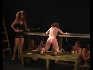 Caning of Slaves