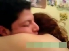 My chubby Arab wife loves to suck my dick before having sex