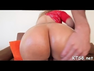 Sexy ladyboy acquires roughly stuffed