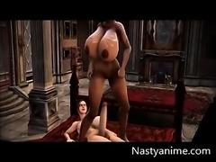 Morning Glory Huge Tits Hentai Anime
