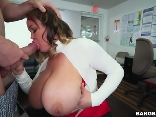 titjob from busty brandy