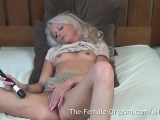 Big Nipples and Lips and Multiple Shaking Orgasms
