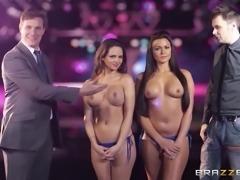 Amazing Anissa Kate, Franceska Jaimes And Danny D Have A Threesome