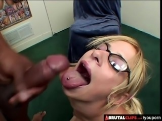 Brutalclips - Countless loads for fill this cum addict s mouth