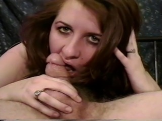Red silk undies makes guy want to fuck Pt 1/2