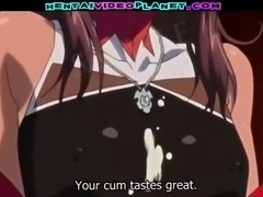 Yukikaze gets her pussy filled with cum