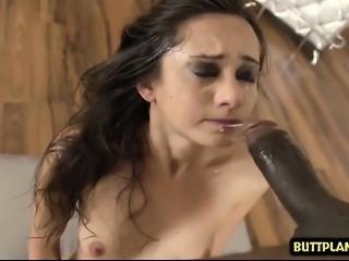 Hot pornstar rough sex and cumshot