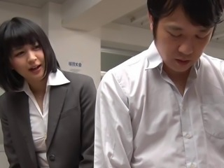 Japanese teacher gets gangbanged by horny college students