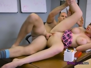 Lovely Teen Skyla Novea Gets Her Pussy Wrecked
