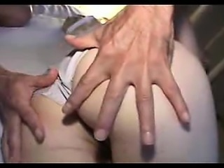 Seductive Oriental wife with marvelous boobs and ass loves