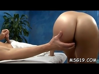 Slim chick gets fucked hard