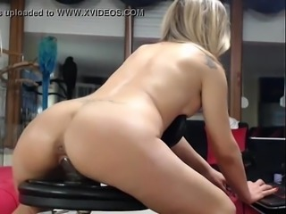 masturbating on live webcam