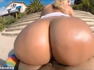 UNA ARGENTA CULO CALIENTE (Latin Big Booty)