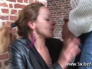 Djamila a french milf analfucked