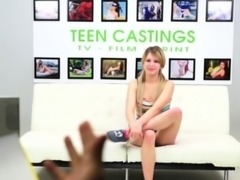 That shy teen had to obey