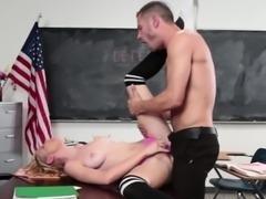 Cute schoolgirl fucked by her teacher